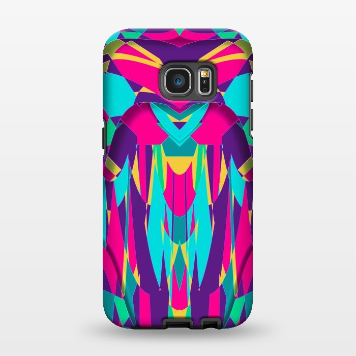 AC1346449, Phone Cases, Galaxy S7 EDGE, StrongFit, Eleaxart, AbstractI, Designers,