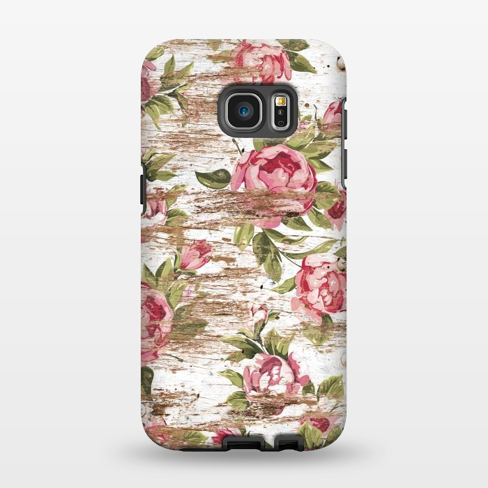 AC1346466, Phone Cases, Galaxy S7 EDGE, StrongFit, Diego Tirigall, ECO LOVE PATTERN, Designers,