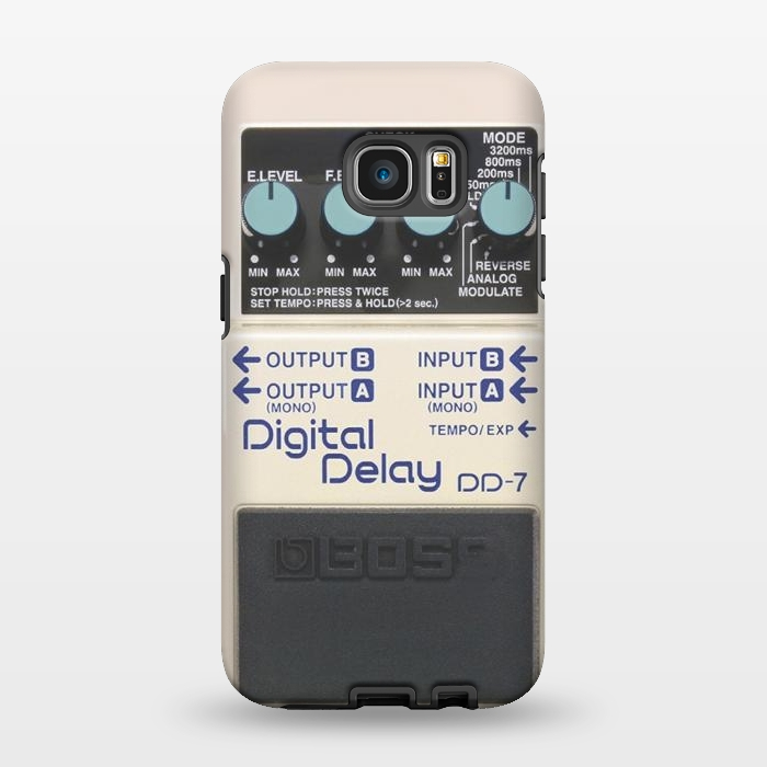 AC1346469, Phone Cases, Galaxy S7 EDGE, StrongFit, Diego Tirigall, CASE DIGITAL DELAY, Designers,
