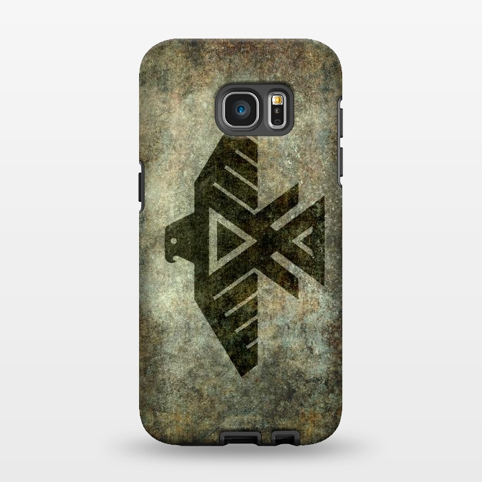 AC1346483, Phone Cases, Galaxy S7 EDGE, StrongFit, Bruce Stanfield, Vintage Thunderbird, Designers,