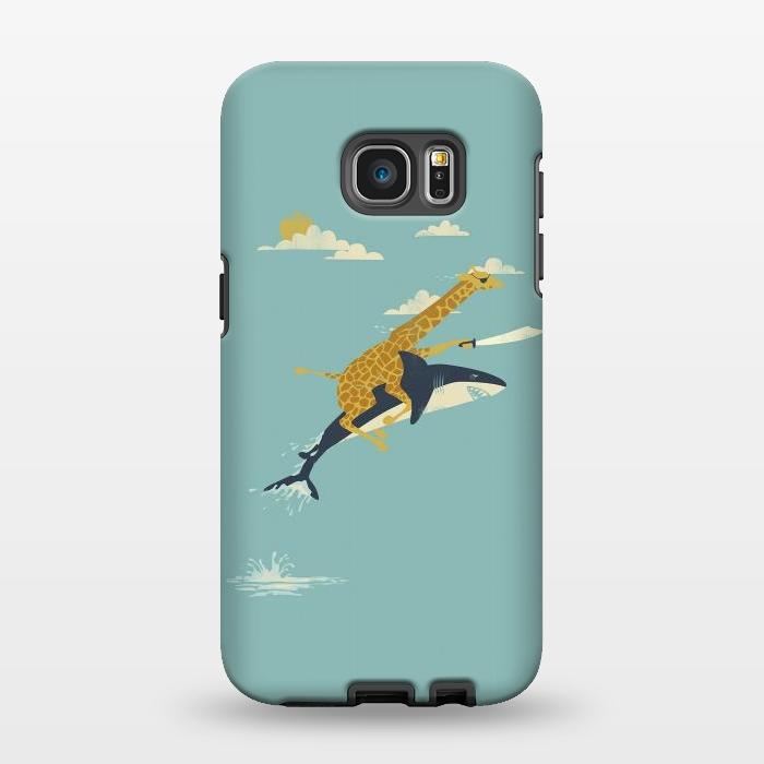 AC1346490, Phone Cases, Galaxy S7 EDGE, StrongFit, Jay Fleck, Onward, Designers,