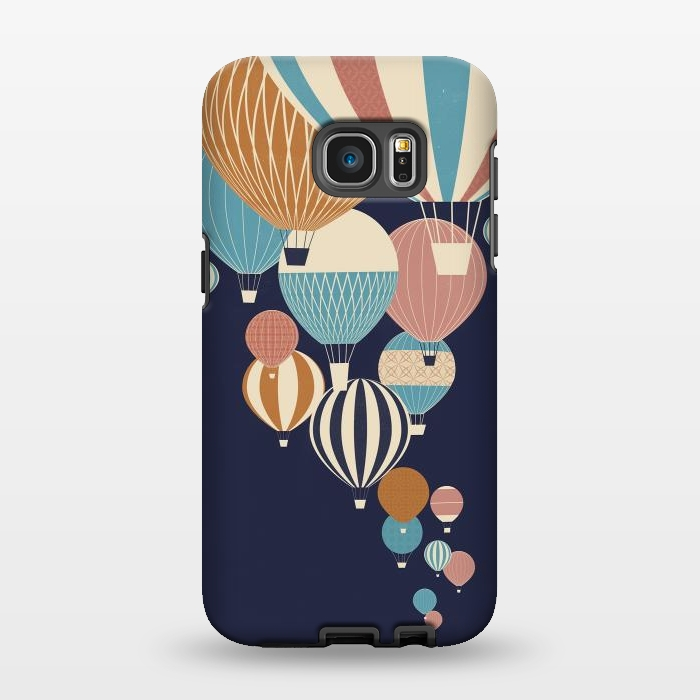 AC1346493, Phone Cases, Galaxy S7 EDGE, StrongFit, Jay Fleck, Balloons, Designers,