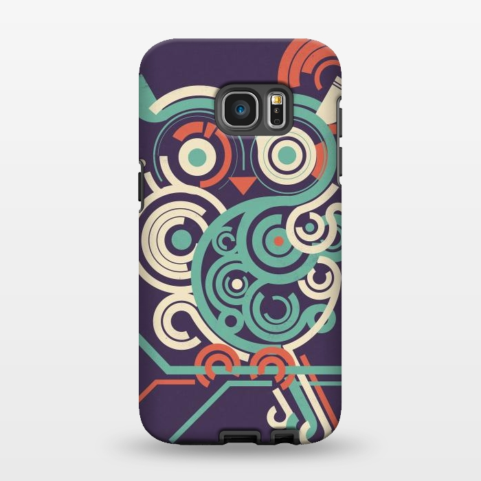 AC1346495, Phone Cases, Galaxy S7 EDGE, StrongFit, Jay Fleck, Owl2pointO, Designers,