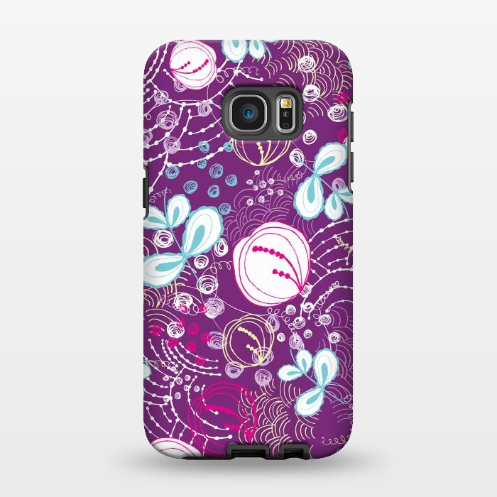 AC1346503, Phone Cases, Galaxy S7 EDGE, StrongFit, Rachael Taylor, Bold Oriental, Designers,