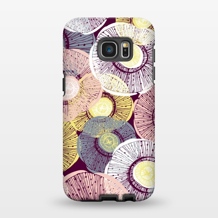 AC1346505, Phone Cases, Galaxy S7 EDGE, StrongFit, Rachael Taylor, Organic Origin, Designers,