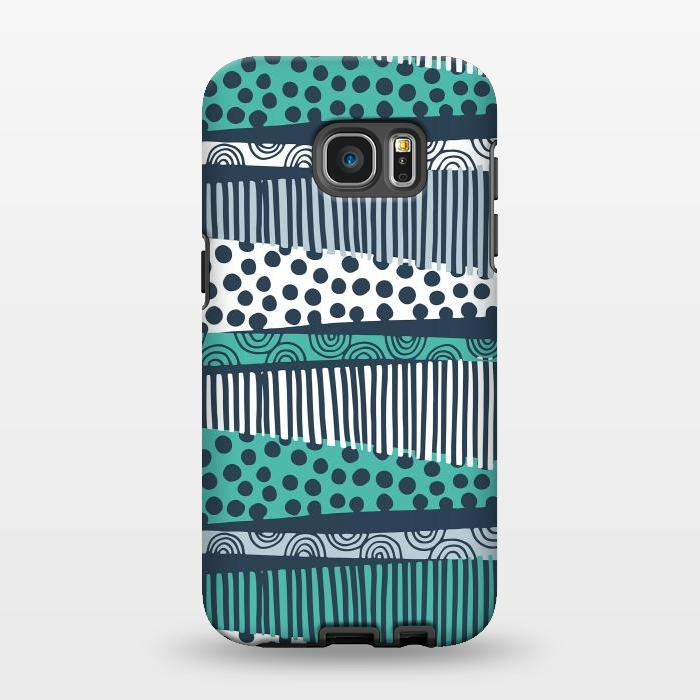 AC1346507, Phone Cases, Galaxy S7 EDGE, StrongFit, Rachael Taylor, Border Lanes, Designers,