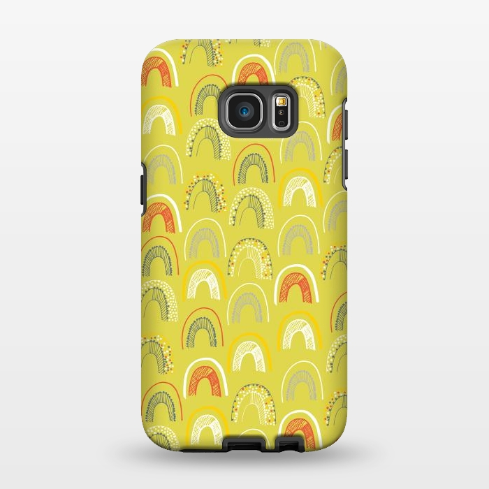 AC1346509, Phone Cases, Galaxy S7 EDGE, StrongFit, Rachael Taylor, Rainbow Path, Designers,