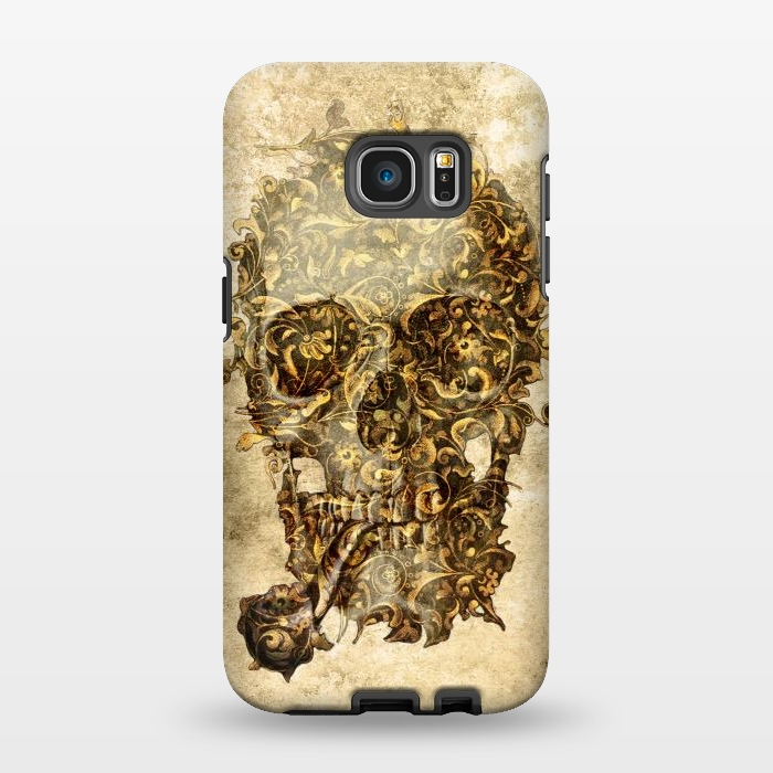AC1346635, Phone Cases, Galaxy S7 EDGE, StrongFit, Diego Tirigall, LORD SKULL 2, Designers,