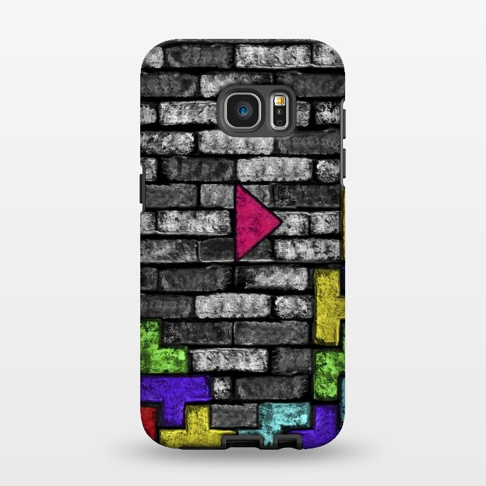 AC1346637, Phone Cases, Galaxy S7 EDGE, StrongFit, Diego Tirigall, THINK DIFFERENT, Designers,