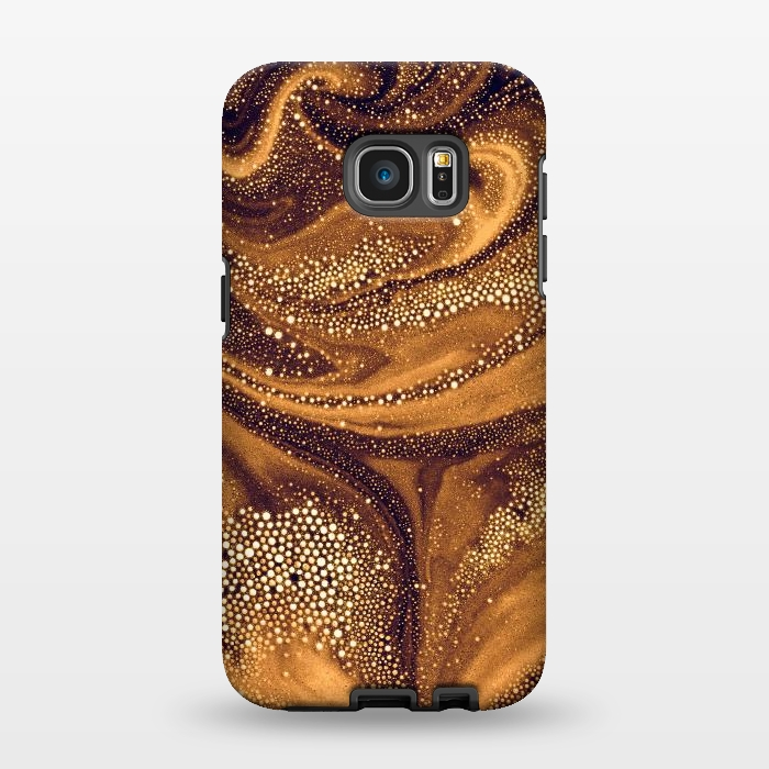 AC1346939, Phone Cases, Galaxy S7 EDGE, StrongFit, Eleaxart, Molten Core, Designers,
