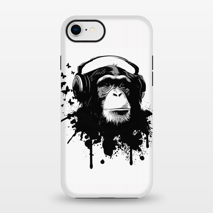 AC1347186, Phone Cases, iPhone 7, StrongFit, Nicklas Gustafsson, Monkey Business, Designers,