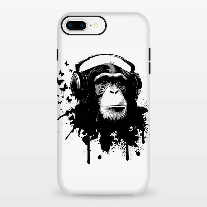 AC1348186, Phone Cases, iPhone 7 plus, StrongFit, Nicklas Gustafsson, Monkey Business, Designers,