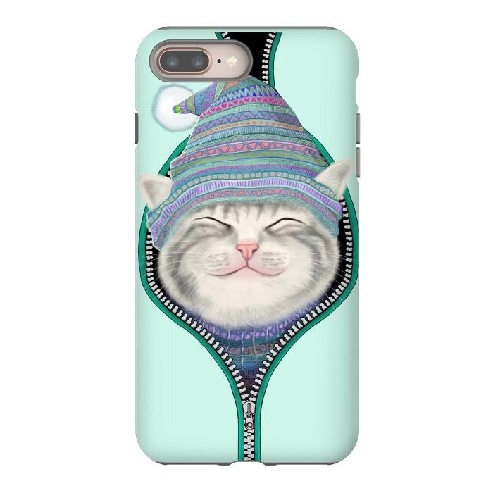 Cat in The Zip