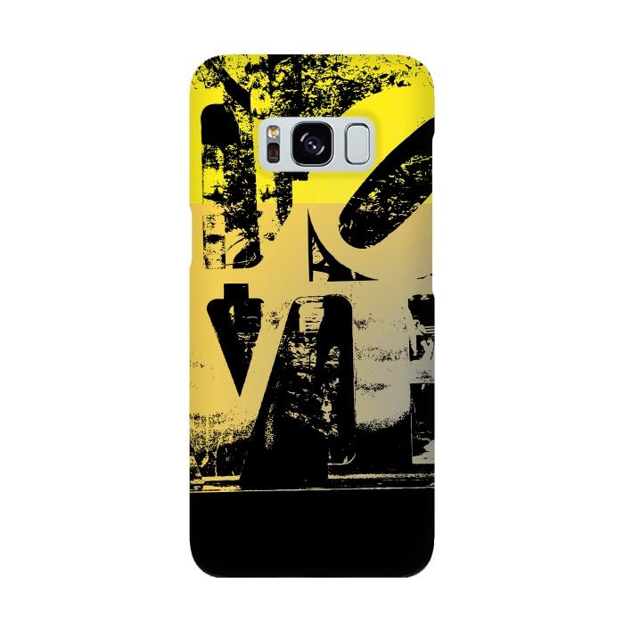 AC-00015884, Phone cases, Galaxy S8, SlimFit Galaxy S8, Amy Smith, Philadelphia Love, Designers,
