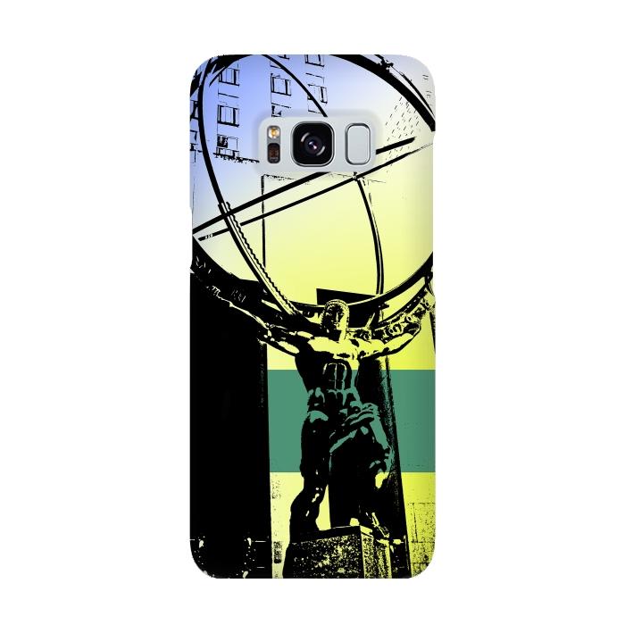 AC-00015889, Phone cases, Galaxy S8, SlimFit Galaxy S8, Amy Smith, Atlas, Designers,