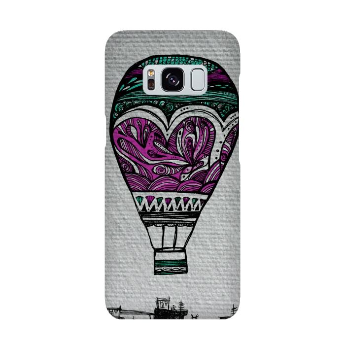 AC-00015891, Phone cases, Galaxy S8, SlimFit Galaxy S8, Maria Teresa Canepa, Llevame Lejos, Designers,