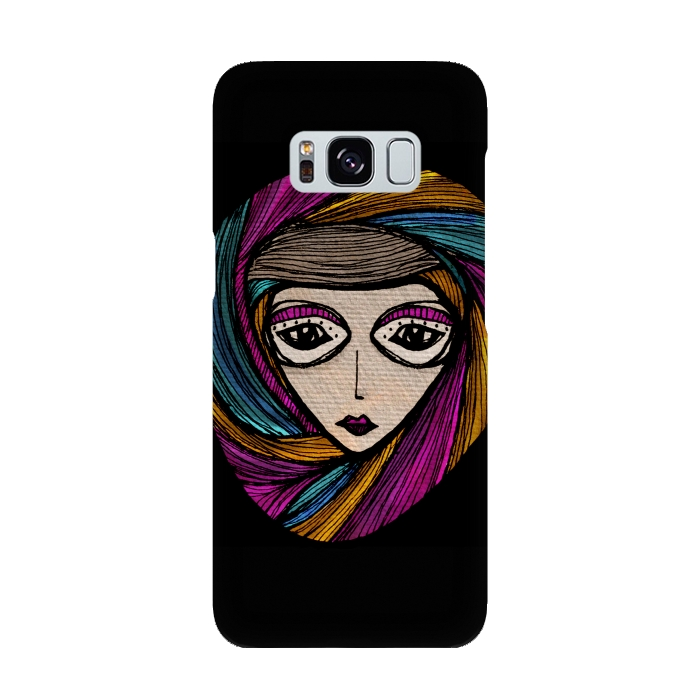 AC-00015892, Phone cases, Galaxy S8, SlimFit Galaxy S8, Maria Teresa Canepa, Festin, Designers,