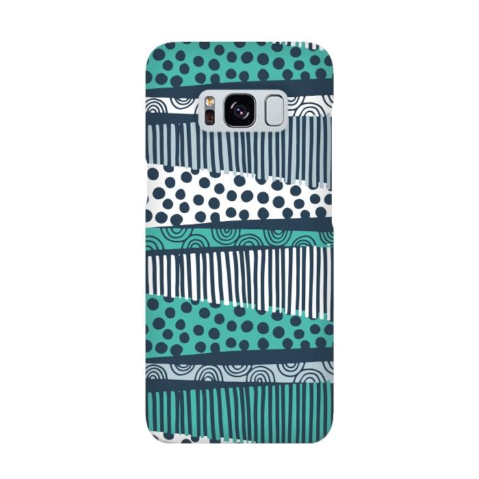 AC-00015900, Phone cases, Galaxy S8, SlimFit Galaxy S8, Rachael Taylor, Border Lanes, Designers,
