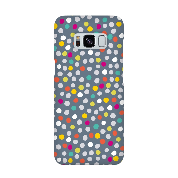 AC-00015905, Phone cases, Galaxy S8, SlimFit Galaxy S8, Rachael Taylor, Urban Dot, Designers,