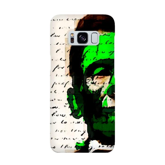 AC-00015909, Phone cases, Galaxy S8, SlimFit Galaxy S8, Brandon Combs, Lincolnstein, Designers,