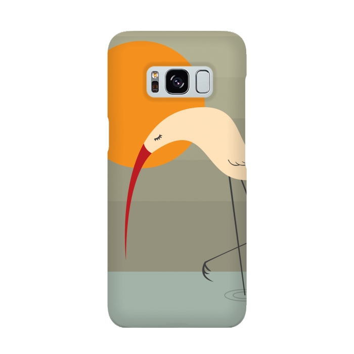 AC-00015911, Phone cases, Galaxy S8, SlimFit Galaxy S8, Volkan Dalyan, Bird, Designers,