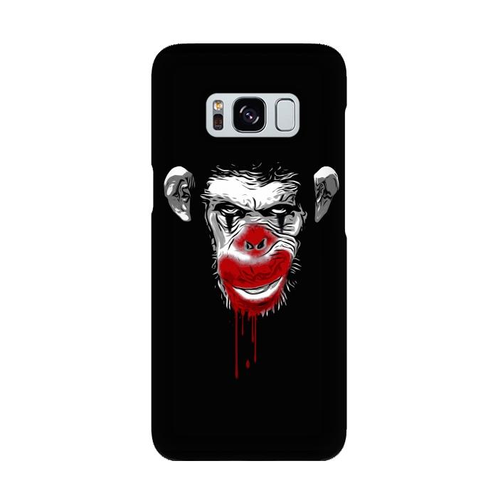 AC-00015927, Phone cases, Galaxy S8, SlimFit Galaxy S8, Nicklas Gustafsson, Evil Monkey Clown, Designers,