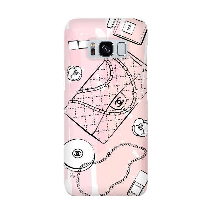 sports shoes b4059 f7e0e Chanel Love Flatlay - SlimFit Galaxy S8 Cases | ArtsCase