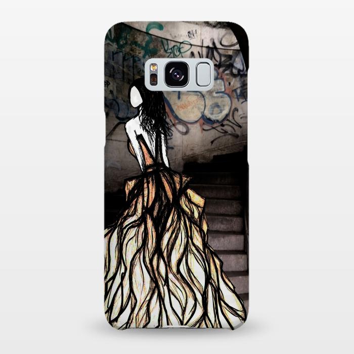 AC-00019947, Phone cases, Galaxy S8+, Galaxy S8 plus, SlimFit Galaxy S8+, SlimFit Galaxy S8 plus, Amy Smith, Escape, Designers,