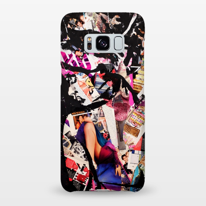 AC-00019961, Phone cases, Galaxy S8+, Galaxy S8 plus, SlimFit Galaxy S8+, SlimFit Galaxy S8 plus, Amy Smith, F_cked, Designers,