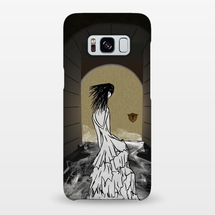 AC-00019964, Phone cases, Galaxy S8+, Galaxy S8 plus, SlimFit Galaxy S8+, SlimFit Galaxy S8 plus, Amy Smith, Ghost in the Hallway, Designers,