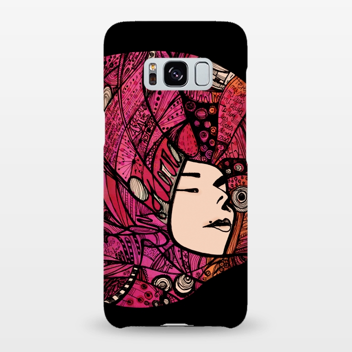 AC-00019971, Phone cases, Galaxy S8+, Galaxy S8 plus, SlimFit Galaxy S8+, SlimFit Galaxy S8 plus, Maria Teresa Canepa, Ely Guerra, Designers,