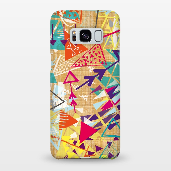 AC-00019982, Phone cases, Galaxy S8+, Galaxy S8 plus, SlimFit Galaxy S8+, SlimFit Galaxy S8 plus, Rachael Taylor, Tribal Arrows, Designers,