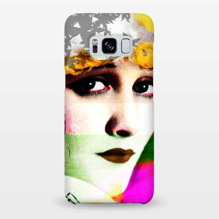 AC-00019988, Phone cases, Galaxy S8+, Galaxy S8 plus, SlimFit Galaxy S8+, SlimFit Galaxy S8 plus, Brandon Combs, Miss Moon, Designers,