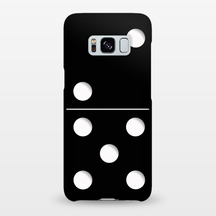 AC-00019998, Phone cases, Galaxy S8+, Galaxy S8 plus, SlimFit Galaxy S8+, SlimFit Galaxy S8 plus, Nicklas Gustafsson, Domino, Designers,