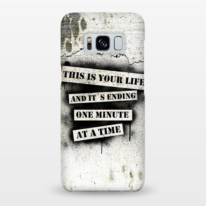 AC-00020003, Phone cases, Galaxy S8+, Galaxy S8 plus, SlimFit Galaxy S8+, SlimFit Galaxy S8 plus, Nicklas Gustafsson, This is your life, Designers,