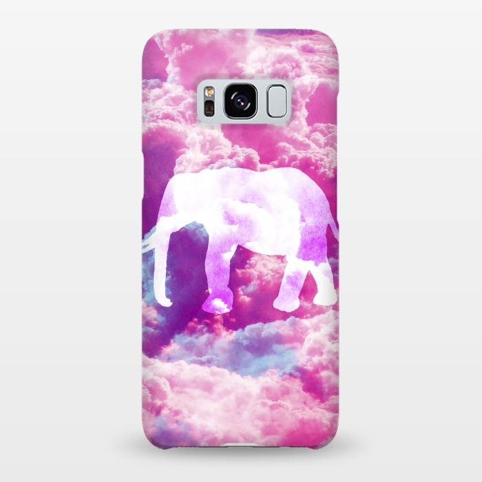 factory authentic 8259b 7e15e Galaxy S8 plus Cases Elephant on by Girly Trend | ArtsCase