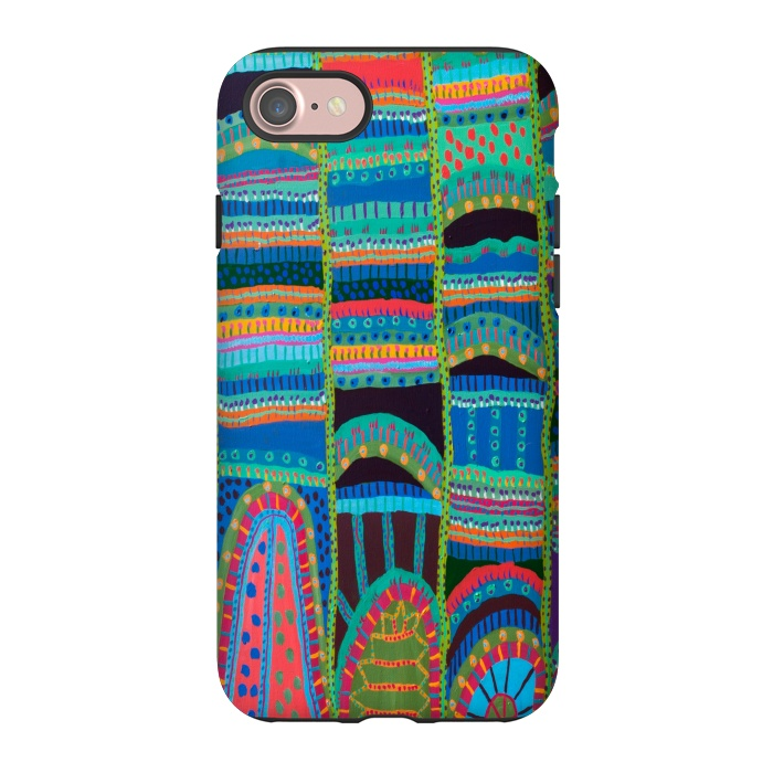 AC-00021820, Phone Cases, iPhone 7, StrongFit, Helen Joynson, Colour is Powerful, Designers,fun modern