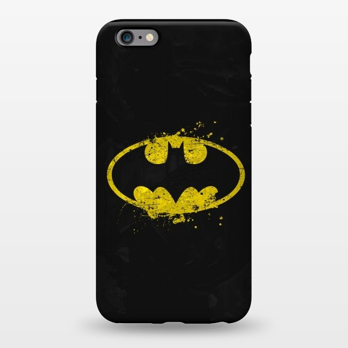buy popular 386e6 d178a iPhone 6/6s plus Cases Batman's Splash by Sitchko Igor | ArtsCase