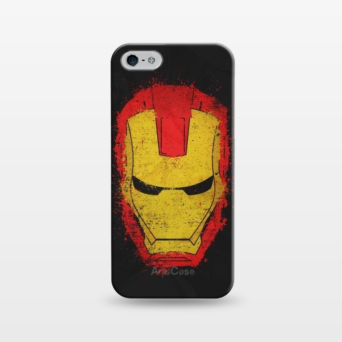 Iron Man splash