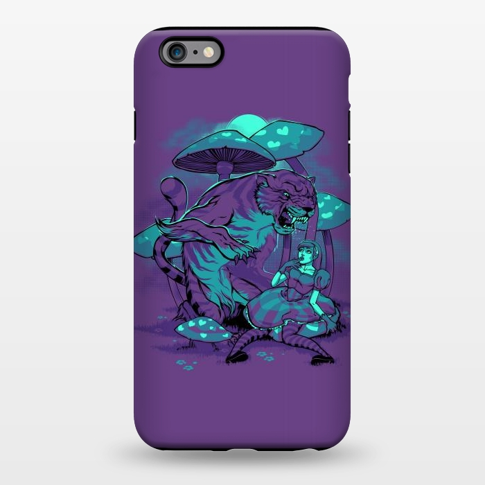 Iphone 6 6s Plus Cases Cheshire Cat By Draco Artscase