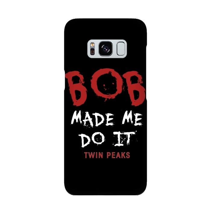 Twin Peaks Bob Made Me Do It