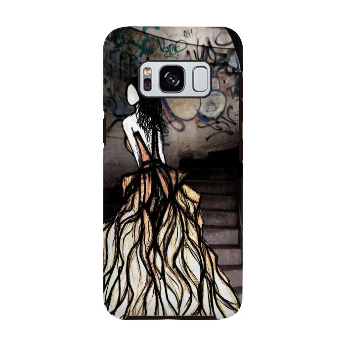 AC-00028741, Phone cases, Galaxy S8, Galaxy S8 plus, StrongFit Galaxy S8, StrongFit Galaxy S8, Amy Smith, Escape, Designers, Tough Cases,