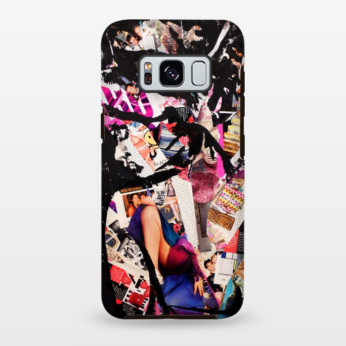 AC-00028743, Phone cases, Galaxy S8+, Galaxy S8 plus, StrongFit Galaxy S8+, StrongFit Galaxy S8 plus, Amy Smith, F_cked, Designers, Tough Cases,