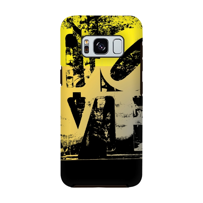 AC-00028745, Phone cases, Galaxy S8, Galaxy S8 plus, StrongFit Galaxy S8, StrongFit Galaxy S8, Amy Smith, Philadelphia Love, Designers, Tough Cases,