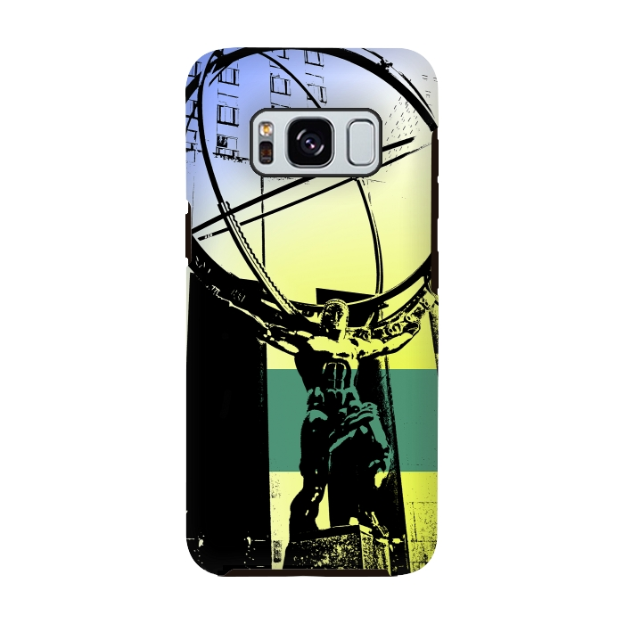 AC-00028750, Phone cases, Galaxy S8, Galaxy S8 plus, StrongFit Galaxy S8, StrongFit Galaxy S8, Amy Smith, Atlas, Designers, Tough Cases,