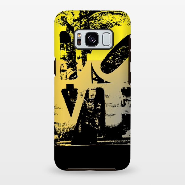 AC-00028752, Phone cases, Galaxy S8+, Galaxy S8 plus, StrongFit Galaxy S8+, StrongFit Galaxy S8 plus, Amy Smith, Philadelphia Love, Designers, Tough Cases,