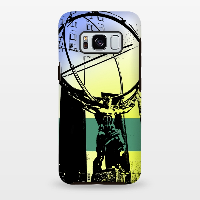 AC-00028757, Phone cases, Galaxy S8+, Galaxy S8 plus, StrongFit Galaxy S8+, StrongFit Galaxy S8 plus, Amy Smith, Atlas, Designers, Tough Cases,