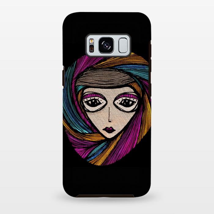 AC-00028760, Phone cases, Galaxy S8+, Galaxy S8 plus, StrongFit Galaxy S8+, StrongFit Galaxy S8 plus, Maria Teresa Canepa, Festin, Designers, Tough Cases,