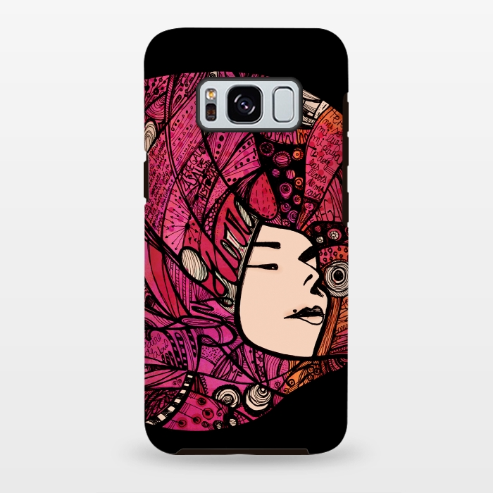 AC-00028761, Phone cases, Galaxy S8+, Galaxy S8 plus, StrongFit Galaxy S8+, StrongFit Galaxy S8 plus, Maria Teresa Canepa, Ely Guerra, Designers, Tough Cases,