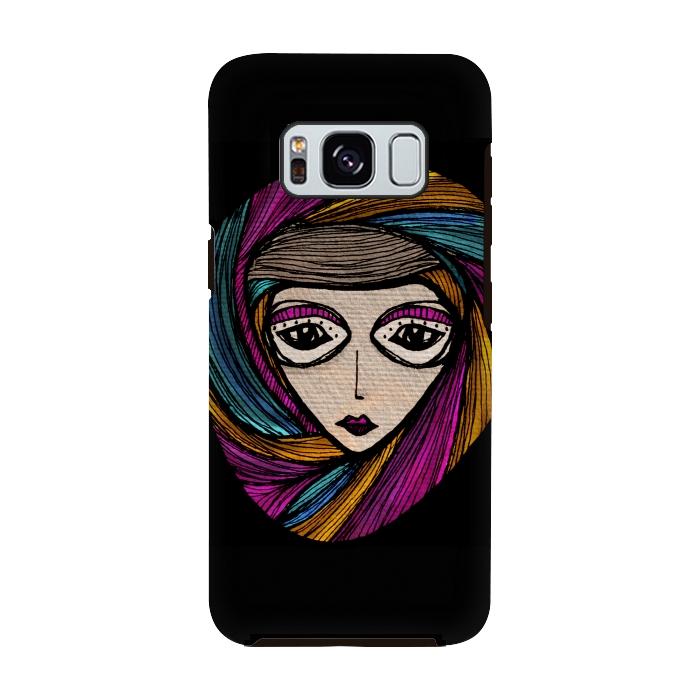 AC-00028763, Phone cases, Galaxy S8, Galaxy S8 plus, StrongFit Galaxy S8, StrongFit Galaxy S8, Maria Teresa Canepa, Festin, Designers, Tough Cases,